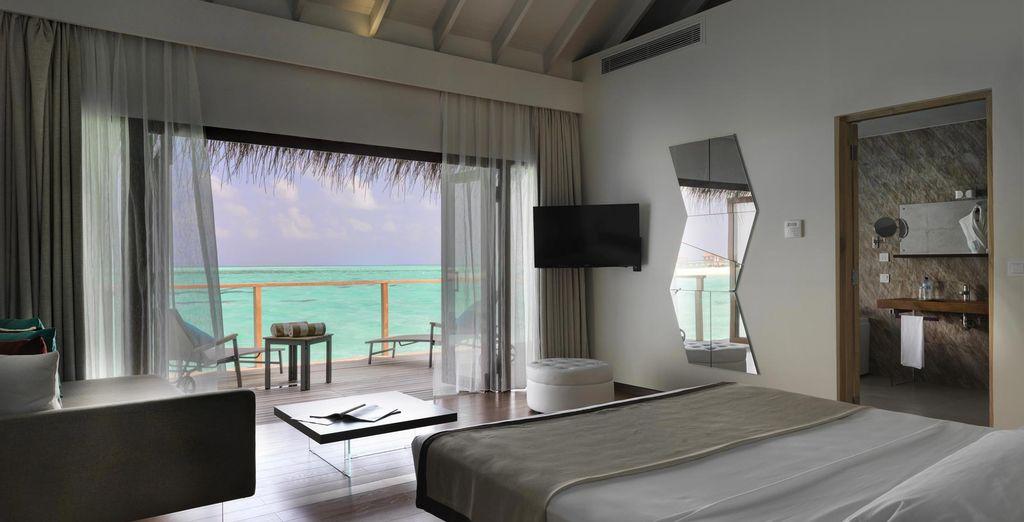 Cocoon Maldives 5* - honeymoon