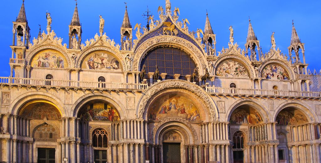Last minute deals to Venice