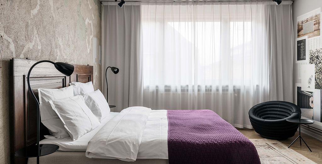 Story Hotel Riddargatan 4* - city break in Stockholm