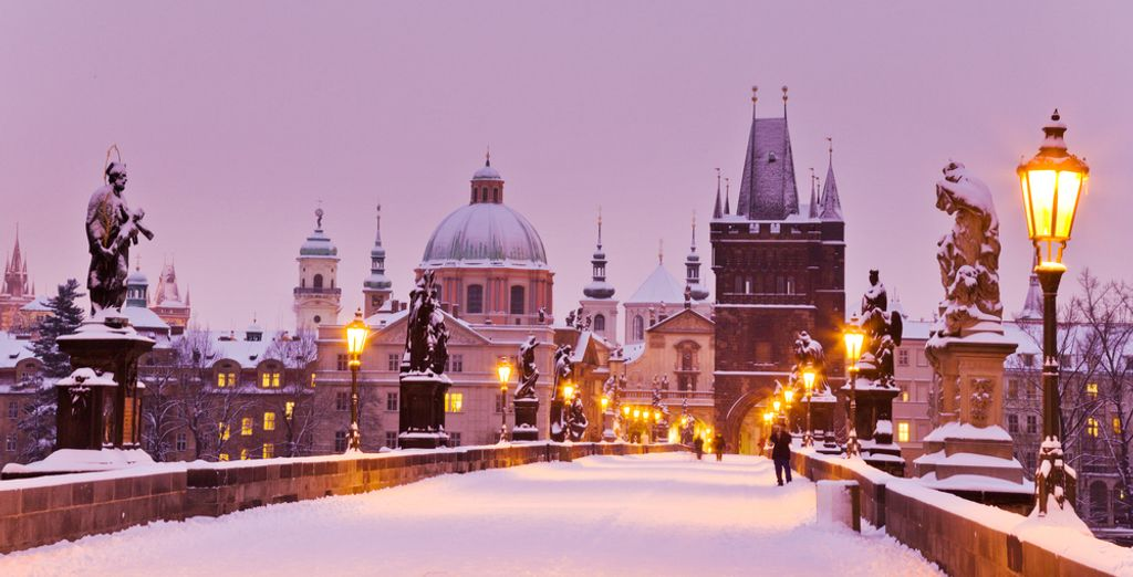 City Break in Prague