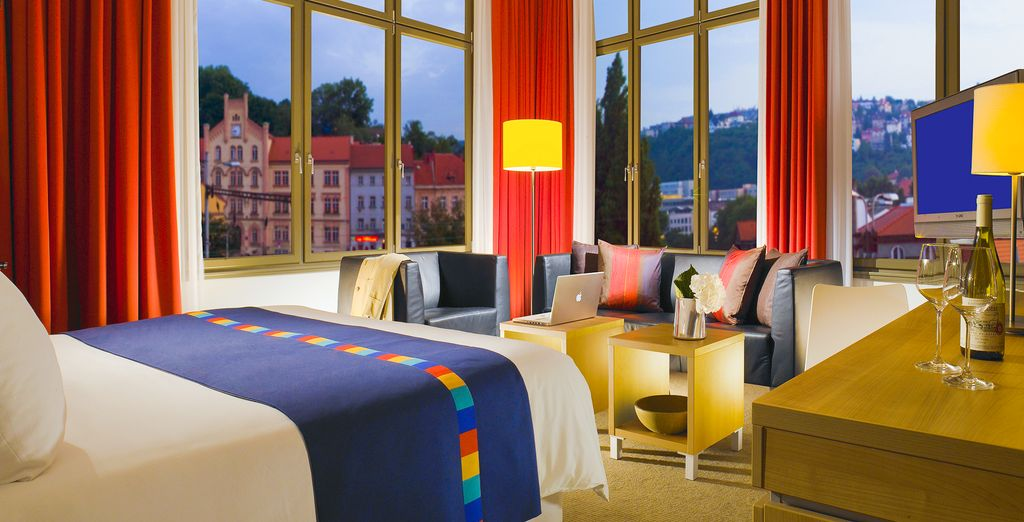 Park Inn Hotel Prague 4* - city break deals