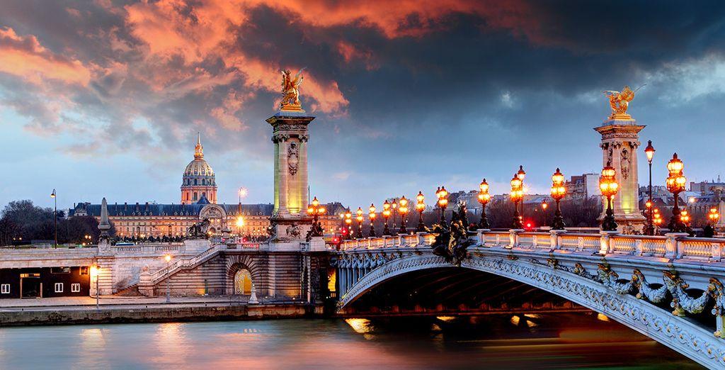 Holidays in Paris