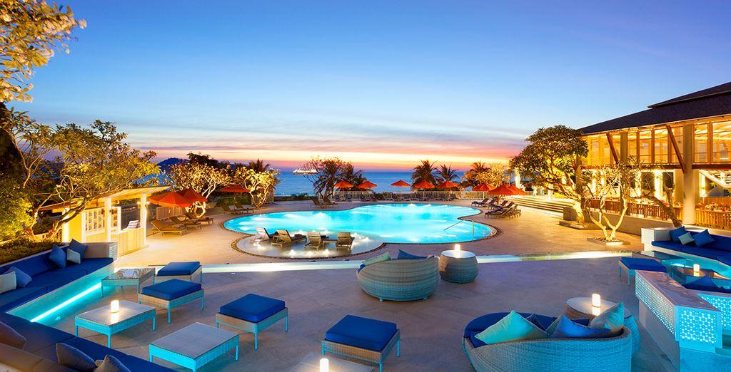 Diamond Cliff Resort & Spa 4* is magnificent