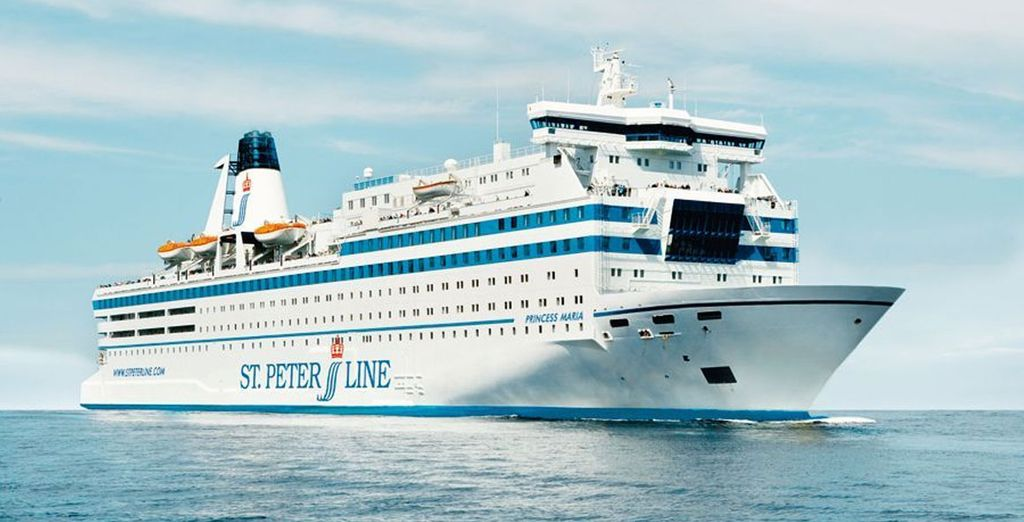 MS Princess Maria your overnight Cruise liner