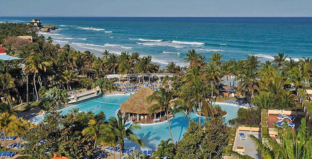 Your beachfront paradise