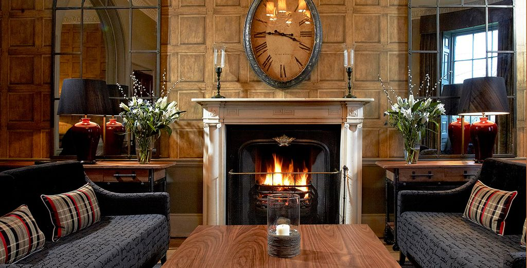 Let this hotel's cozy atmosphere embrace you - The Bishopstrow Hotel 4* Wiltshire