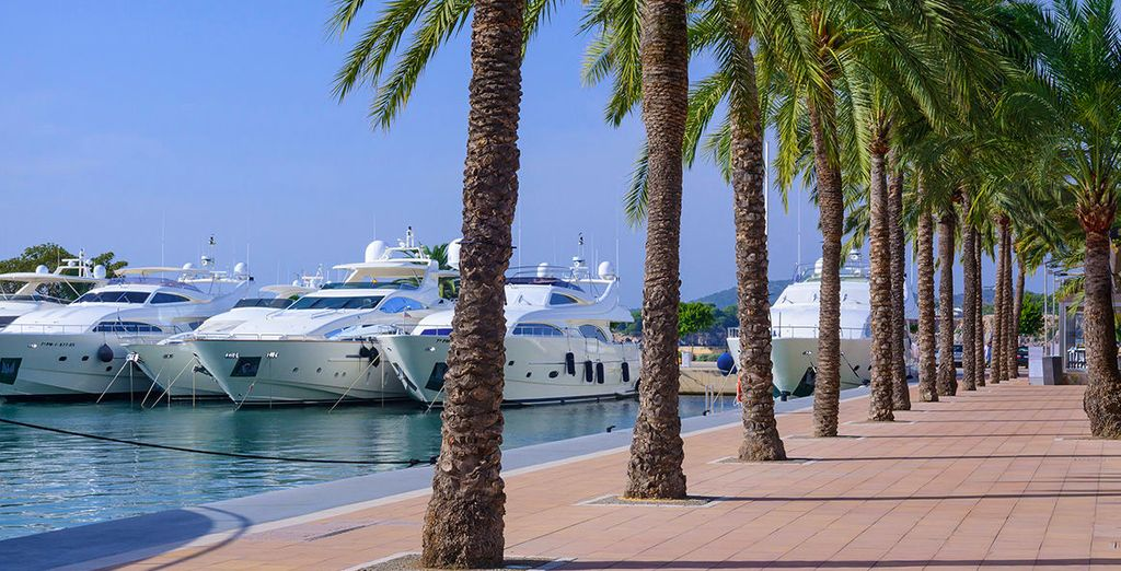 In one of Mallorca's most exclusive areas