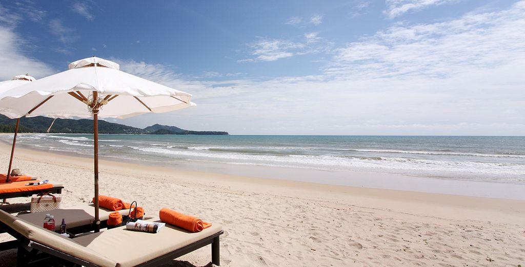 Located in the Thai beach paradise of Phuket - The Pavilions 5* Phuket