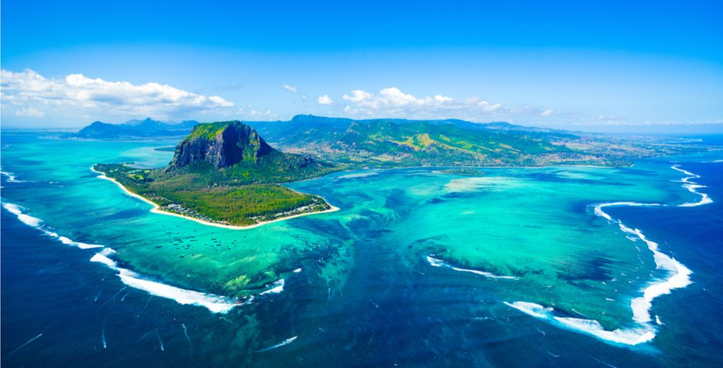 blue bay : mauritius honeymoon