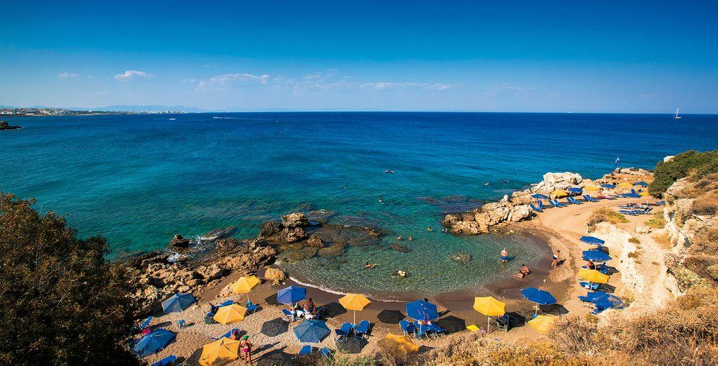 Minutes from the beach - Kresten Palace 4* Kallithea