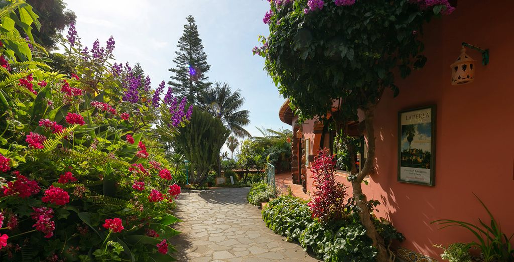 Welcome to the 4* Quinta Splendida