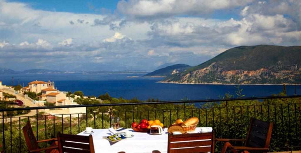 - Villas Helios, Astra, Eleni & Louisa - Kefalonia - Greece Kefalonia