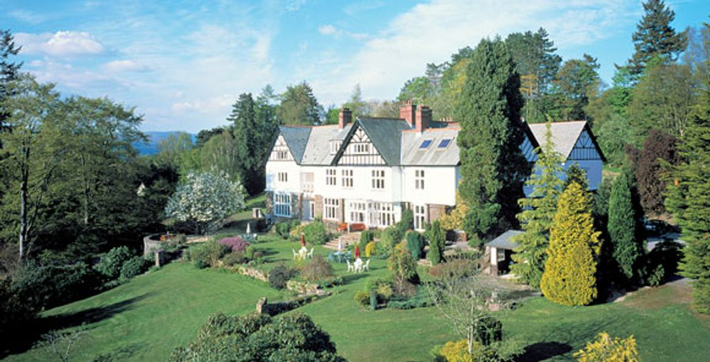- Lindeth Howe Country House Hotel**** - Windermere - England Lake District