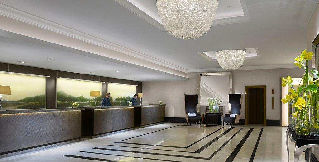 Exceptional service and elegant interiors