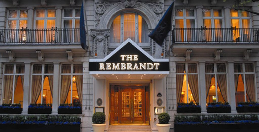 - The Rembrandt**** - London - United Kingdom London