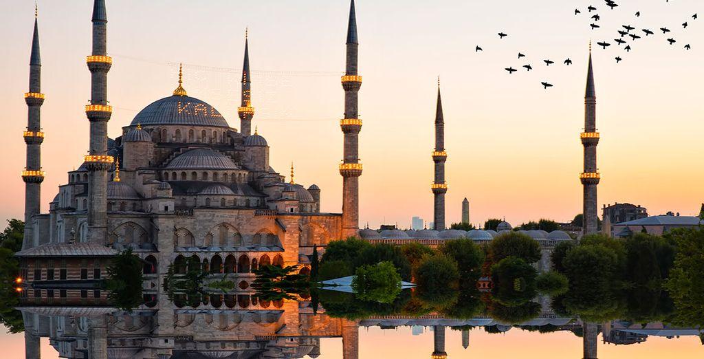 So enjoy this magical city!