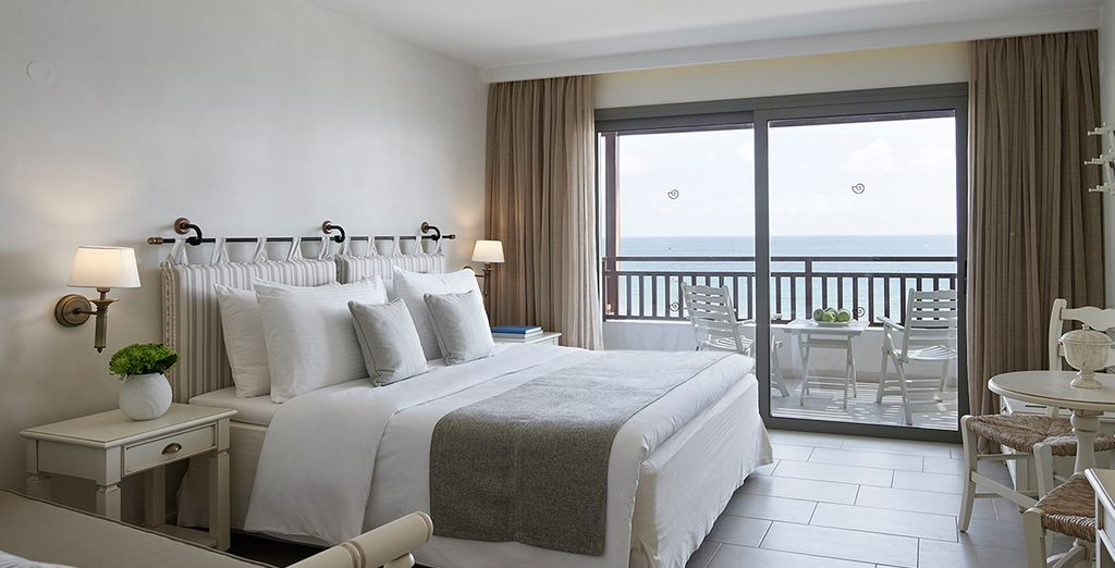 Or a Deluxe Room with Sea Views