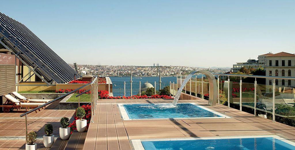 The Ritz-Carlton Istanbul 5*