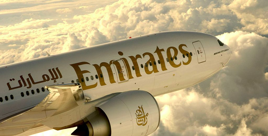 We've procured exclusive discounts in Emirates Airlines!