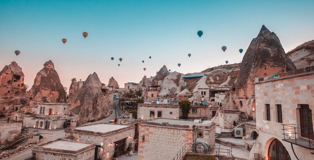 The Byzantium Hotel & Suites Istanbul & The Cappadocia Hotel 4*