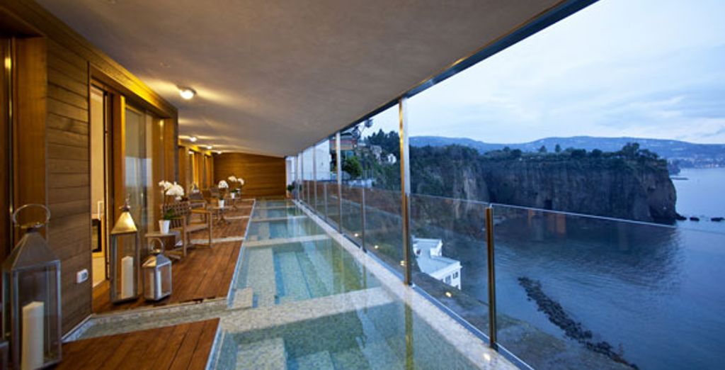 - Laqua Spa & Terraces Suites**** - Sorrento - Italy Sorrento