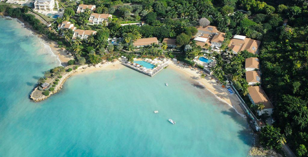 Blue Waters Resort 5*