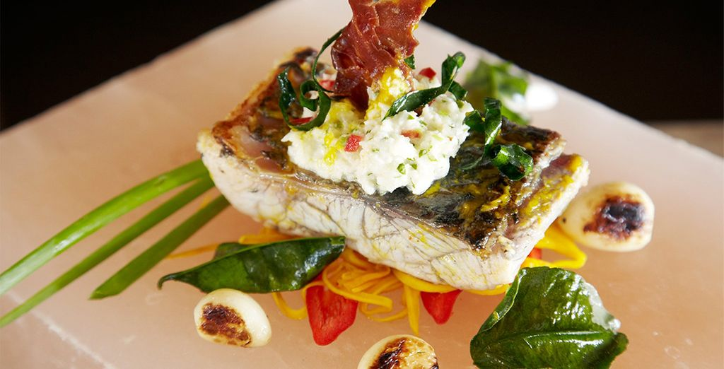 Each serves delicious, fresh, flavourful  cuisine