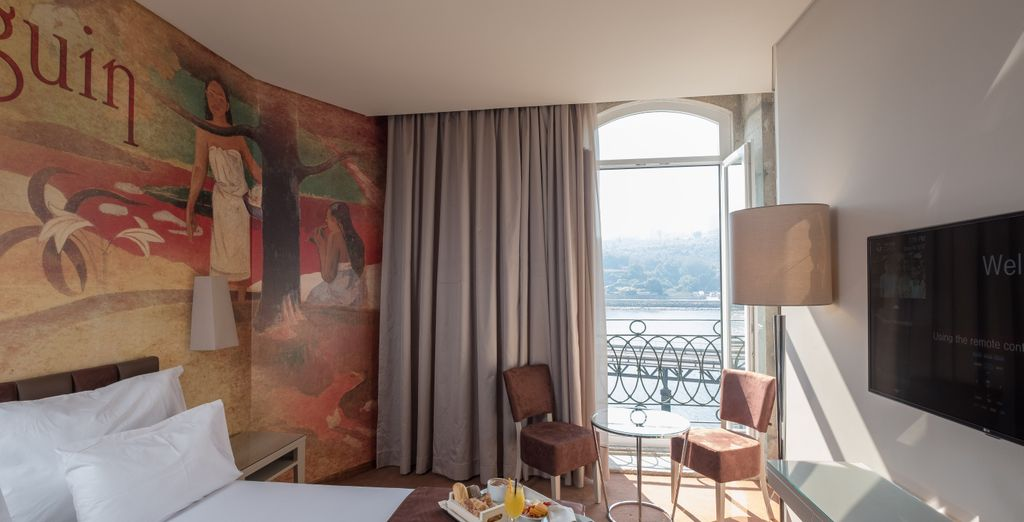 Or upgrade to a River View Room