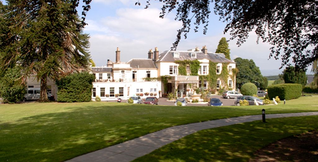 - Duchally Country House Hotel**** - Auchterarder - Scotland Auchterarder, Scotland