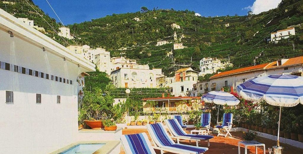 The joys of the Amalfi Coast - Hotel Villa Romana 4* Minori