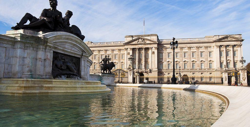 As is Buckingham Palace