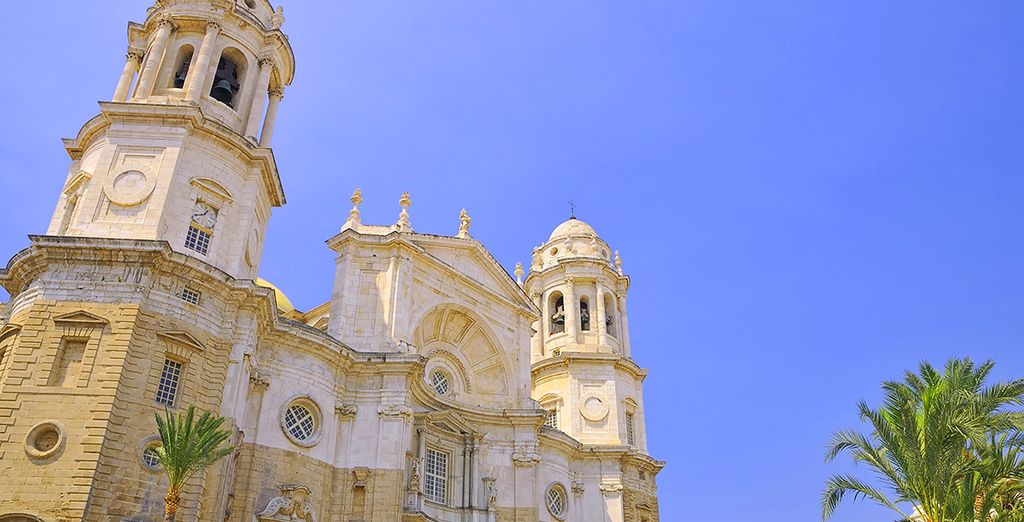 The next day enjoy the Moorish influences of Cadiz...