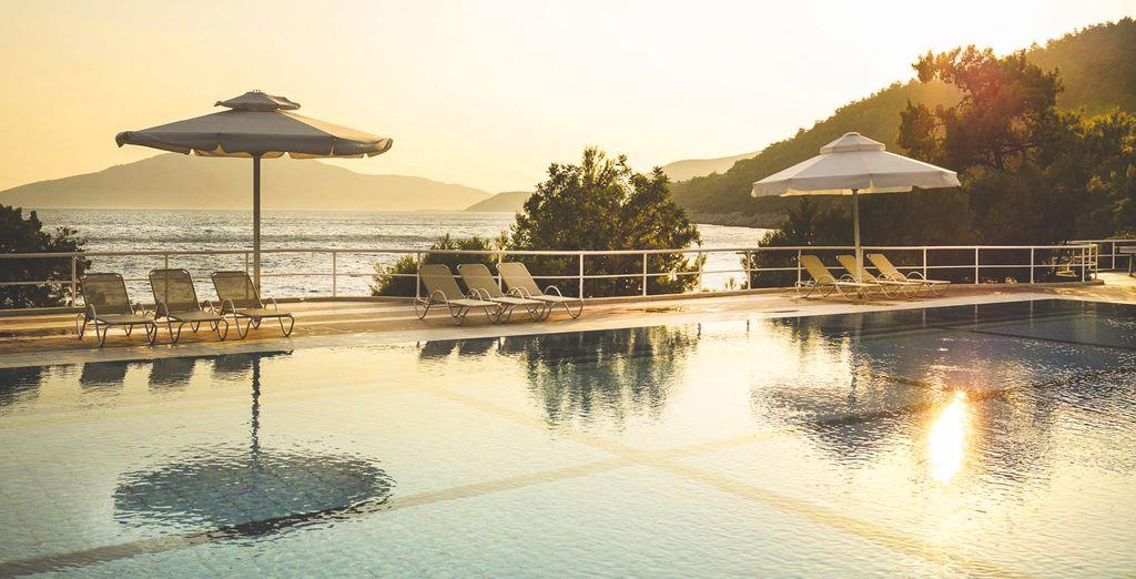 Stay at Hapimag Resort Sea Garden 5*
