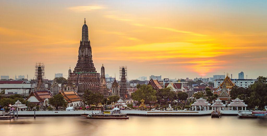 Fancy a stop in Bangkok?