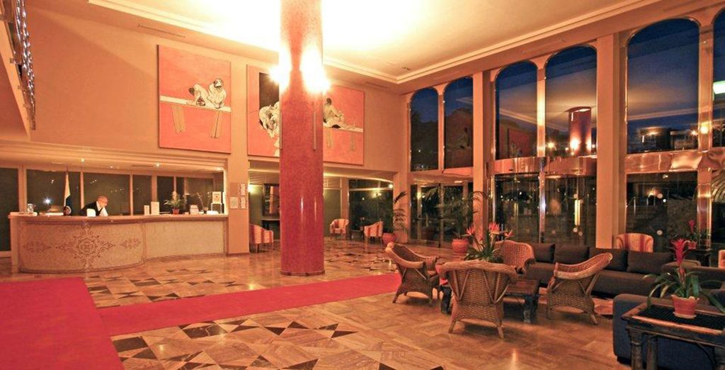 This hotel offers entertainment, activites and relaxation for all the family