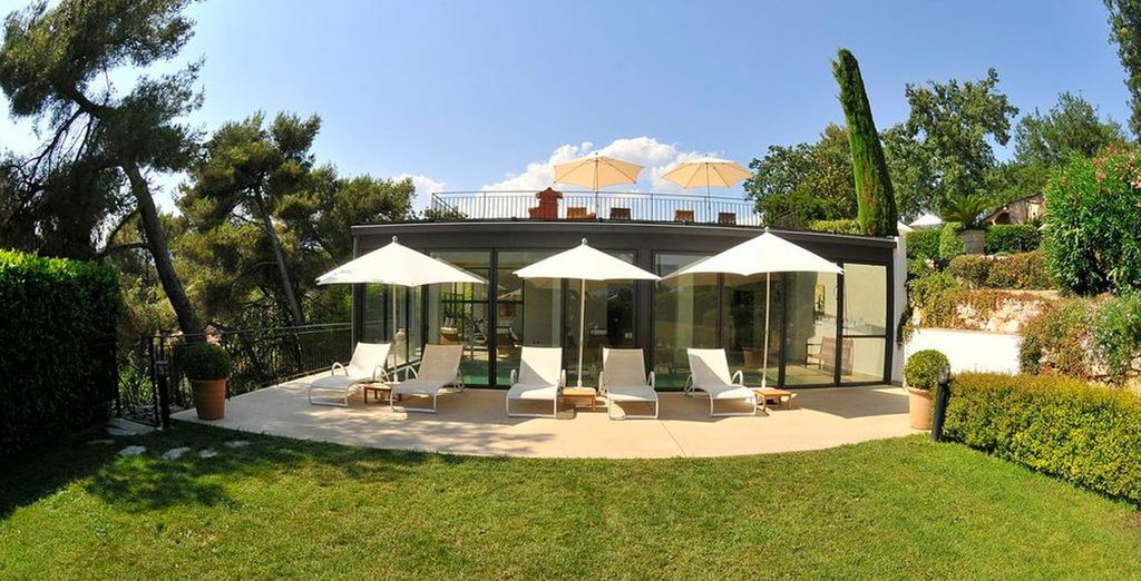 The delightful Hotel Cantemerle - Hotel Cantemerle**** Vence