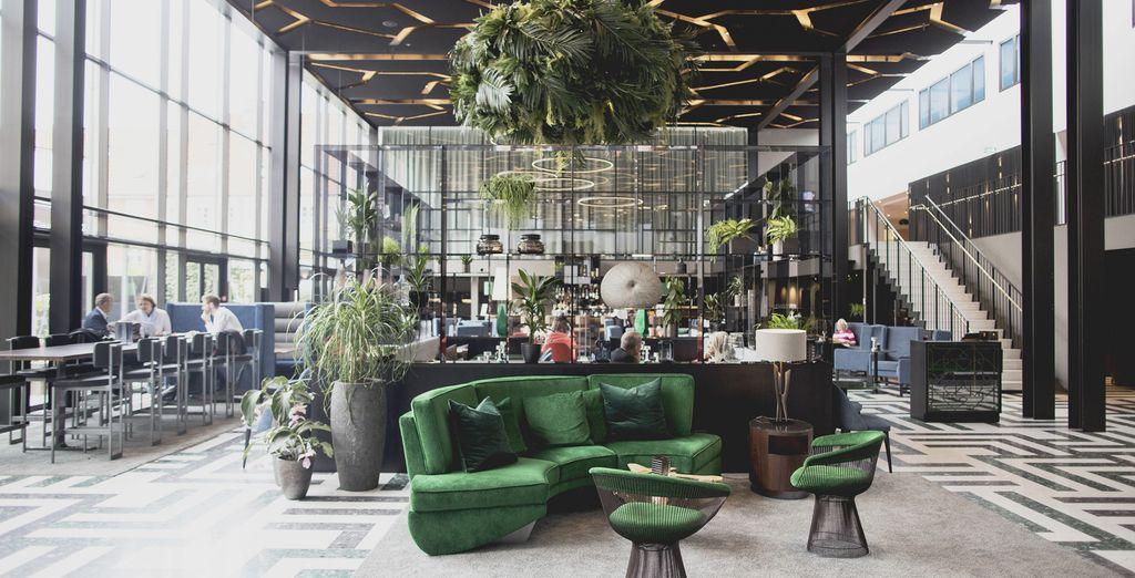 Discover design hotel SKT Petri!