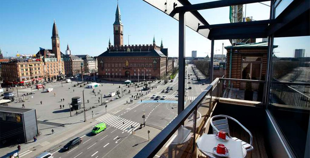 The Square 4* - City Breaks Deals in Copenhagen