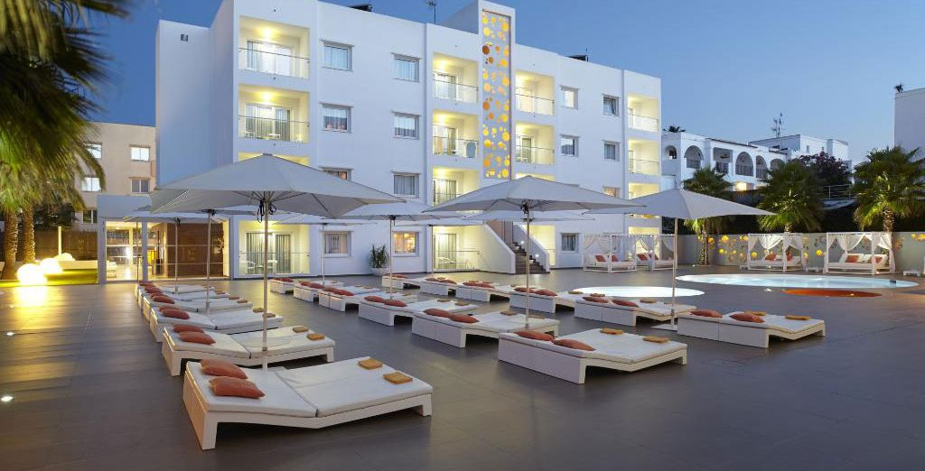 Ibiza Sun Apartments - last minute offers to Ibiza