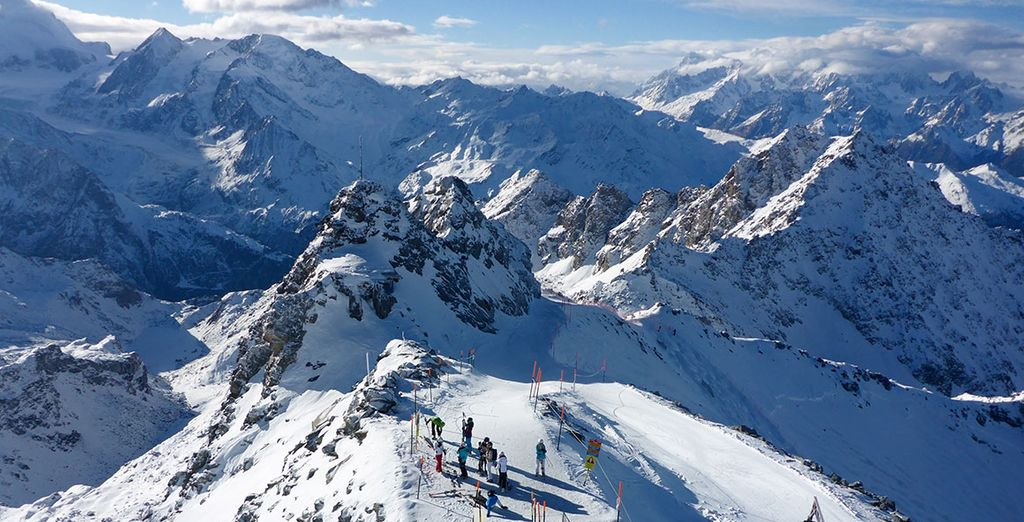 Ski Offers in Siwtzerland