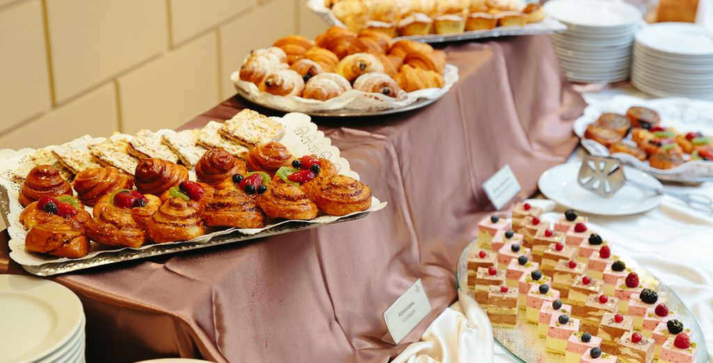 And savour delicious, sweet pastries, plus much more