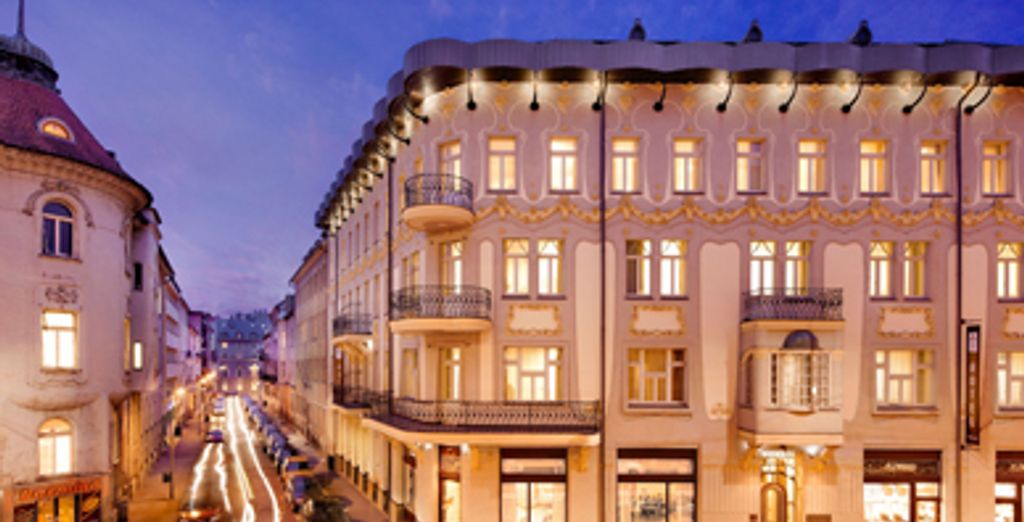 - Tulip House Boutique Hotel*****- Bratislava - Slovakia Bratislava