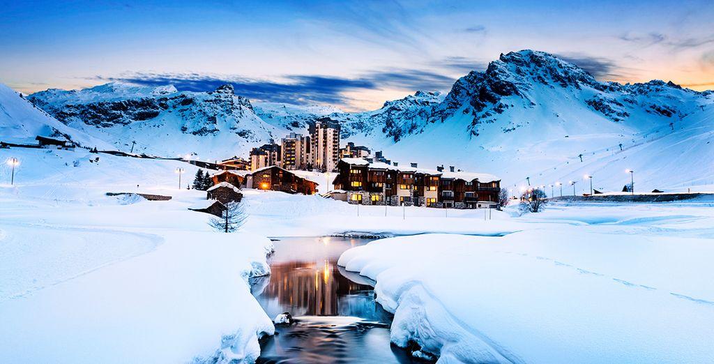 Ski season has arrived!