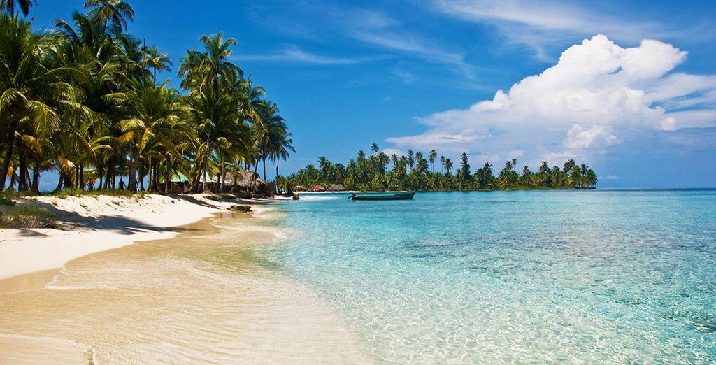 Panama City Blue Bay Coronado Beach