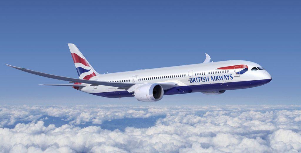 Fly with British Airways