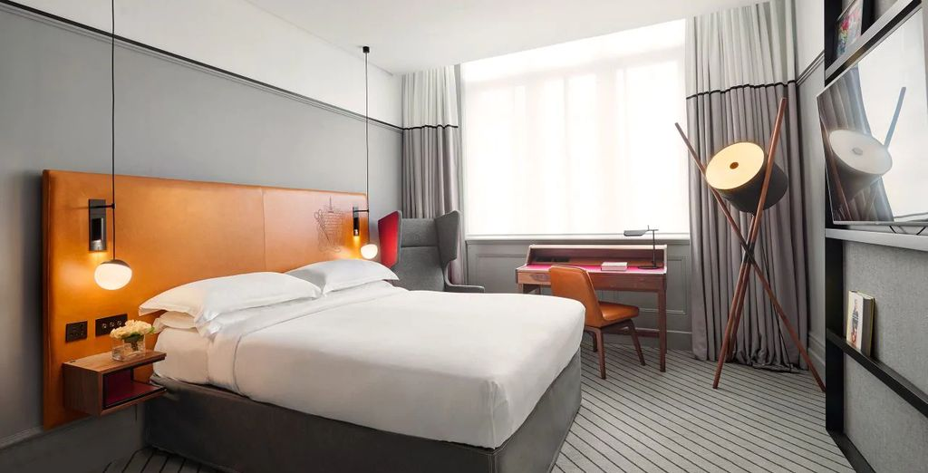 Andaz London Liverpool Street 5* to guide your travel in London