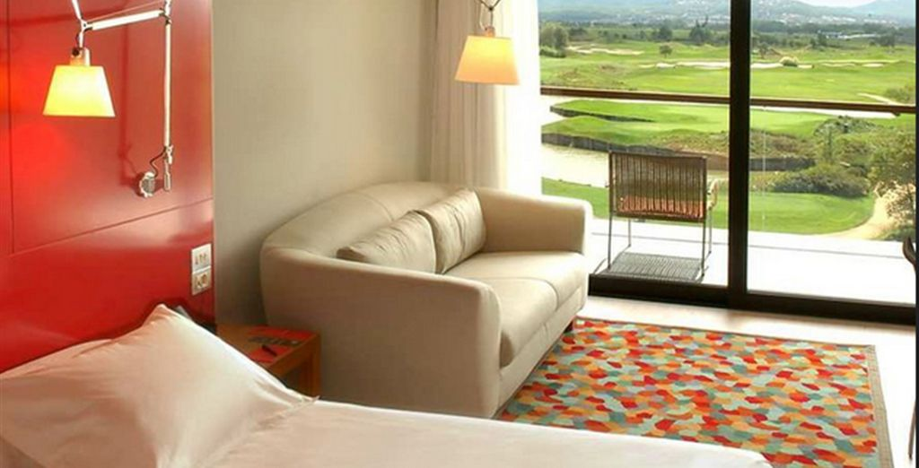 Where our members can enjoy an upgrade to a Golf View Room