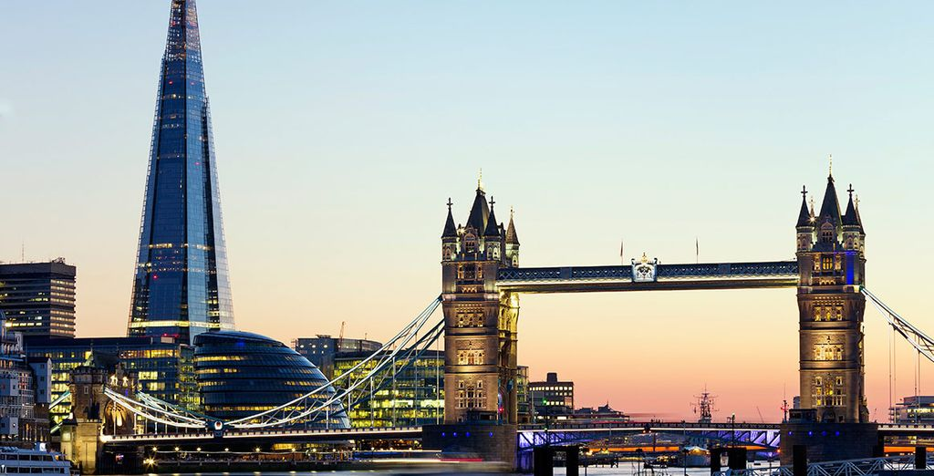 Choose between two highly desirable areas of London for your 5* City Break  - The Grange City Hotel & The Grange Tower Bridge Hotel 5* London
