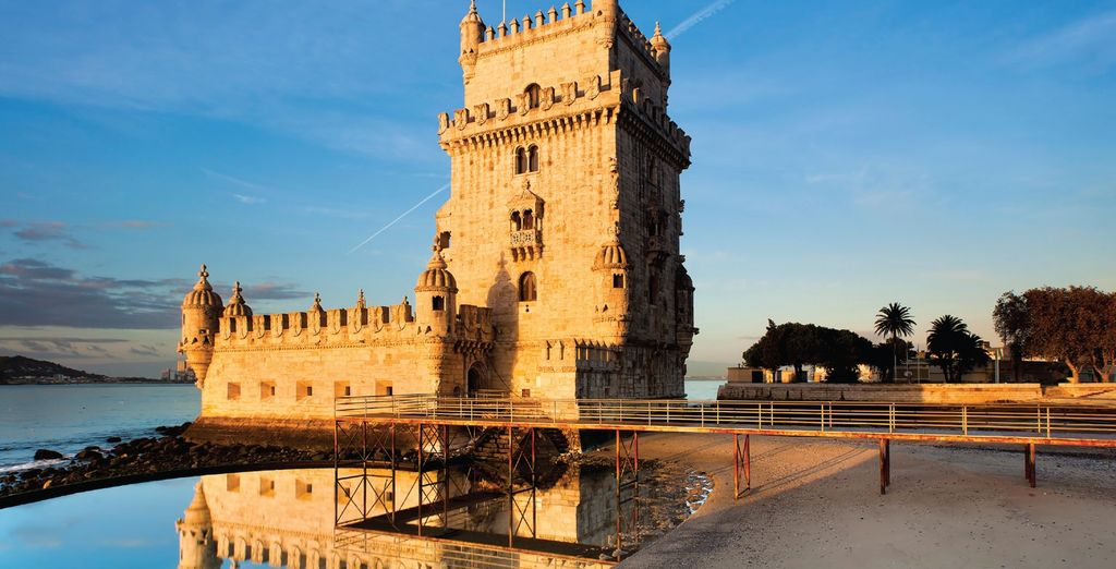 You are within walking distance from some of the city's most famous sights, such as Belem Tower