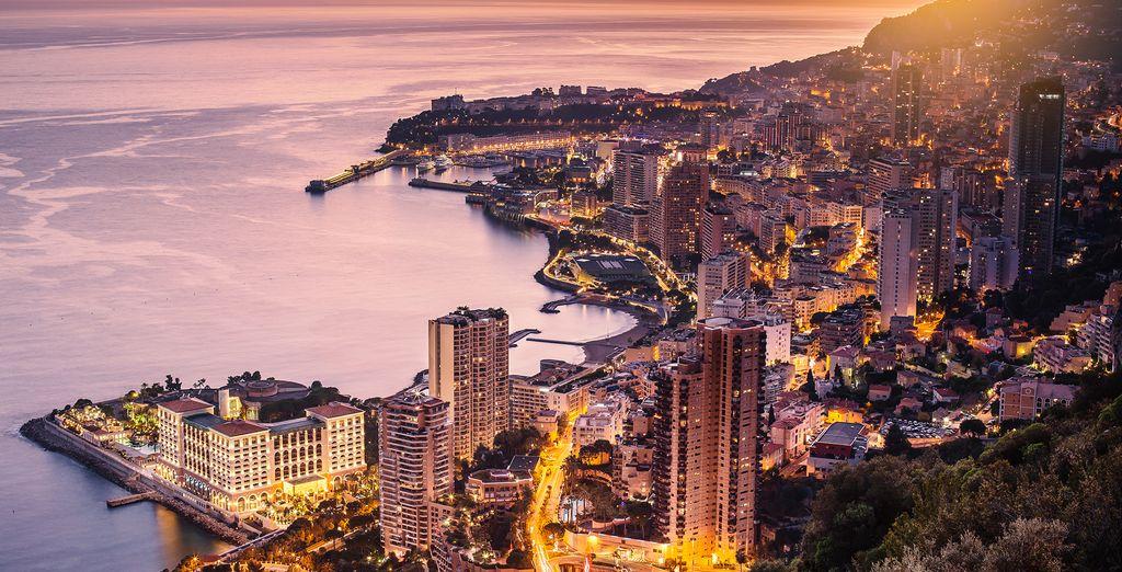 Come to Monte Carlo - Hotel Columbus Monte Carlo 3* Monte Carlo